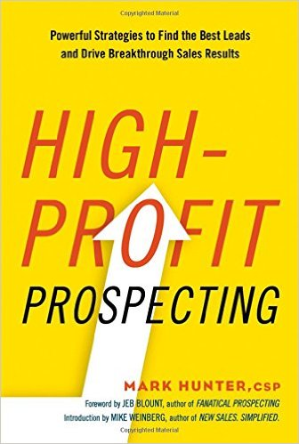Book High Profit Prospecting