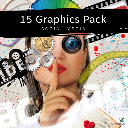 15 Graphic Pack
