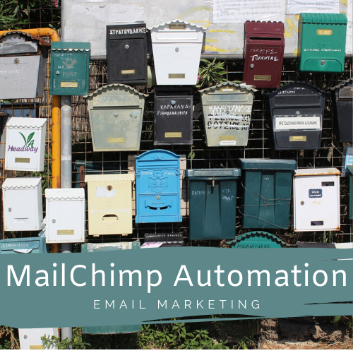 MailChimp Email Automation package