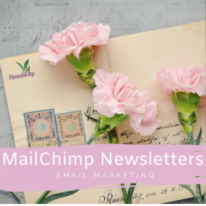Mailchimp Newsletter for Email Marketing